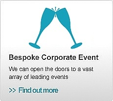Bespoke Corporate Events